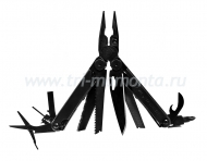 Мультитул Leatherman Wave + Черный